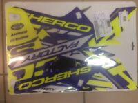 KIT DECO MOTO SHERCO 50 R ET SM  KIT DECO FACTORY SHERCO 50 2014 /2018 REF 6765