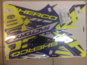 KIT DECO MOTO SHERCO 50 R ET SM  KIT DECO FACTORY SHERCO 50 2014 /2021 REF 6765