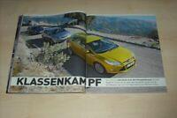Autozeitung 20771) VW Golf GTD mit 170PS besser als...?