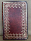 Paperblanks Foiled Mini Journal Notebook Diary Red With Gold Accents Small Size