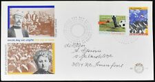 Netherlands 1979 Football, Womens Suffrage FDC First Day Cover #C49154