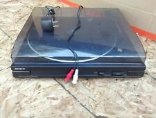 Sony Stereo Turntable Automatic Record Player PS-LX47P Servo Controlled Tested!