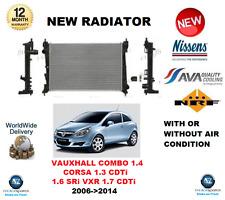 1.7 CDTi 2006-2014 intercooler Chargeur Pour Opel Vauxhall Corsa D 1.6 Vxr Turbo