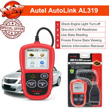Autel AutoLink AL319 OBD2 Scanner Automotive Diagnostic Tool Fault Code Reader
