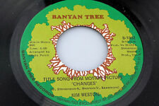 Kim Weston: Changes (title song)  / Both Sides Now   [Unplayed Copy]