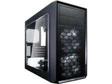 Fractal Design Focus G Mini Black MicroATX Mid Tower Computer Case