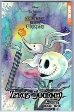 Zero's Journey (TPB) Disney Manga Tim Burton's Nightmare Before Christmas Book 3