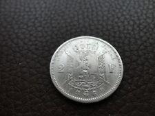 Belgie - 2 Franc 1868 - Zilver - Leopold II - Mooie munt