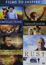 Angus Buchan's Ordinary People / The Grace Card / Faith Like Potatoes / Rust [Ne