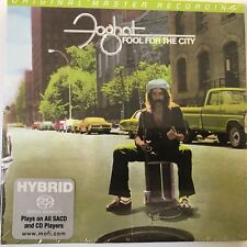 Foghat - Fool From The City(SACD), 2008 Mofi
