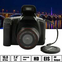 HD 1080P Digital 16MP Handheld 3 Inch TFT LCD Screen Video Camera Camcorder
