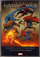 Marvel Masterworks Fantastic Four Vol 8 TPB MMW Lee Kirby Spider-Man Surfer Thor
