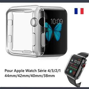 Coque Etui Protection pour Montre Apple Watch iWatch Série 5/4/3/2/1