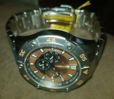 Invicta 23494 Men's 47mm Pro Diver Day Date 24Hr 'Ocean Cruiser' Rose Gold Watch