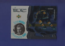 Sergei Samsonov 1997-98 McDonald's Upper Deck Hockey Ice Breakers #McD40