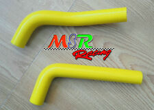 for Yamaha YFZ450 YFZ 450 2004 2005 2006 2007 2008 silicone radiator hose yellow