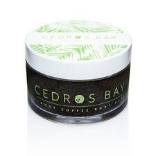Cedros Bay Coconut Coffee Body Scrub 3.6 oz.