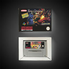 King of Dragons PAL EUR Version With Retail Box Action Game Super SNES Nintendo