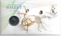 2012: Australian Ballet - 50 Years - RAM 50 Cent PNC