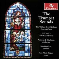 THE TRUMPET SOUNDS USED - VERY GOOD CD