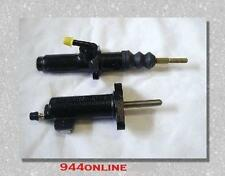PORSCHE 944S2 CLUTCH SLAVE MASTER CYLINDER COMBO ONLY FOR PLASTIC PEDAL TYPE !!!