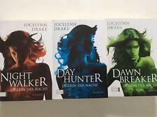 Jocelynn Drake [3 xTB] Jägerin der Nacht 1 2 3/Nightwalker Dayhunter Dawnbreaker