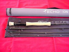 Echo ION XL 9ft 4 Piece #9 Line GREAT NEW