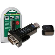 Serial adaptor usb2.0 dsub 9 to USB adaptador convertidor + cable cable win10 rs-232
