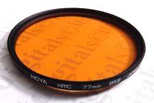 Hoya 77mm 85B 85-B Color Conversion Multi-Coated (HMC) Lens Filter 85 B MC 77 mm