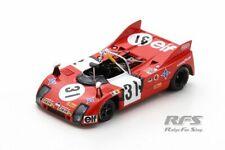 Porsche 908/03 24h Le Mans 1974 Ecurie Tibidabo 1:43 Spark 4742 NEU