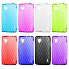 Case cover gel tpu case lg optimus g e975 3d effect