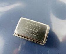 1x MCO1425B TTL QUARZ OSZILLATOR 16MHz +-100PPM