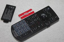 Kenwood Remote Control Unit RC-DV330 TESTED WITH BATTERIES