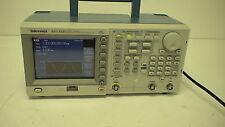 TEK AFG3251 1 Channel, 240 MHz Arbitrary Function Generator.