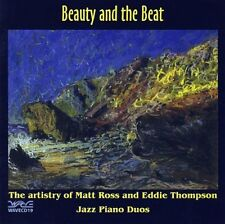 Matt Ross and Eddie Thompson - Beauty and the Beat [CD]