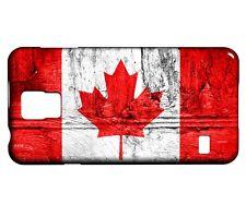 Coque Samsung Galaxy S5 Drapeau CANADA 07