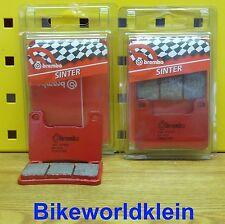 Bremsbeläge Vorne Suzuki GSX-R 1000 2004-2011 Brembo Bremsklötze
