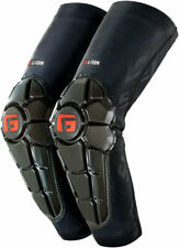 G-Form Pro-X2 Elbow Pads: Black Embossed LG