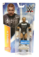 Mattel WWE - Basic: Superstar Entrances Triple H Figure (Walmart Exclusive)