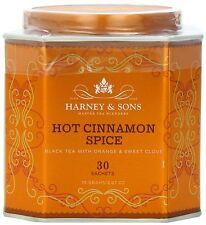 Harney & Sons HRP Hot Cinnamon Spice Tea Sachet 30ct