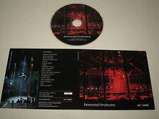 IMMORTAL ORCHESTRA/IMMORTAL ORCHESTRA(NOFITSTATE/Nº NUMBER)CD ÁLBUM