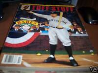 Tuff Stuff Magazine Oct 1992 Babe Ruth