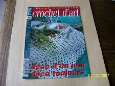 CROCHET D ' ART 311  TBE