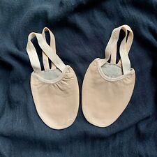 Capezio Leather Pirouette Dance Shoes Size L