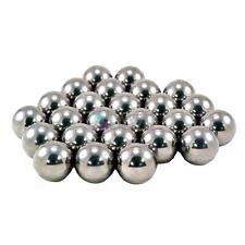 "British made 1/4"" inch Steel Ball Bearings for Wheels & Bottom Bracket 72Pcs"