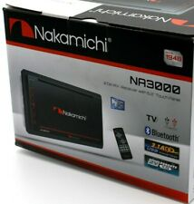 NAKAMICHI NA3000 Double Din 6.2