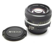 Nikon Nikkor 50mm f1.4 AI Manual Focus Lens #31645