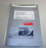 Workshop Manual Audi A8 D2 Motronic Injection & Ignition System Motor Amx Ab