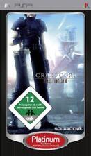 Crisis Core-Final Fantasy VII-Platinum [Sony PSP] - muy bien