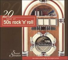 20 Best of 50's Rock N Roll 2004 by Best of 50s Rock 'N' Rol *NO CASE DISC ONLY*